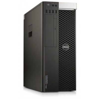 Station de travail reconditionnée Dell Precision T5810 - ordinateur occasion