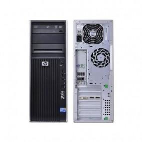 Station de travail reconditionnée HP Workstation Z400 - ordinateur occasion