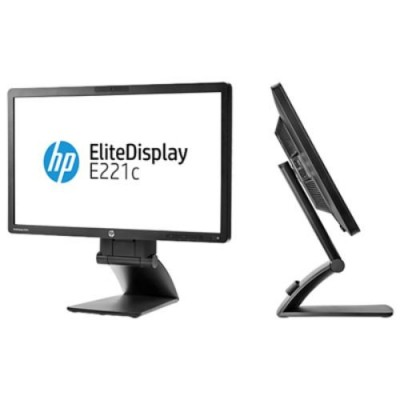 Ecran pour ordinateur HP EliteDisplay E221c Grade A - ordinateur occasion