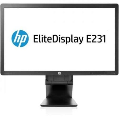 Ecran pour ordinateur HP EliteDisplay E231 Grade A - ordinateur occasion
