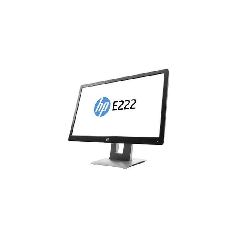 Ecran d'occasion HP E222 - pc occasion