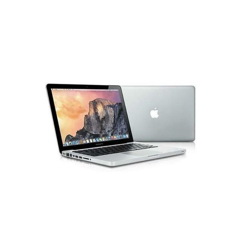 Ordinateur portable reconditionné Apple MacBook Pro 8,1 (fin 2011) Grade B - ordinateur occasion