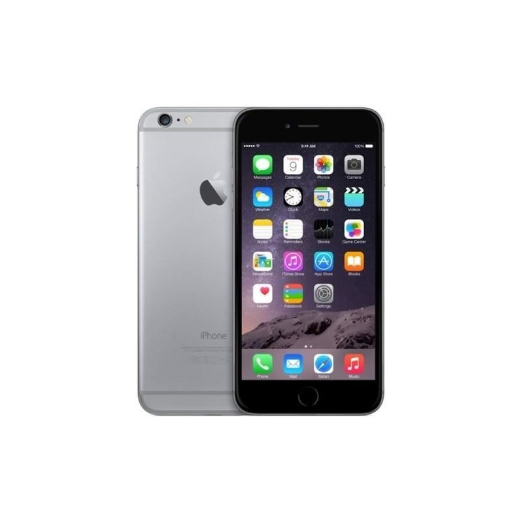Smartphone reconditionné Apple iPhone 6 Plus Grade B - ordinateur occasion