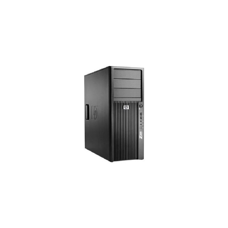 Ordinateur de bureau reconditionné HP Workstation Z200 - ordinateur occasion