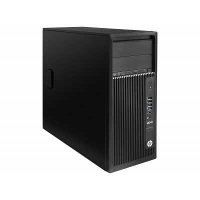 Ordinateur de bureau reconditionné HP Z240 Workstation - ordinateur occasion