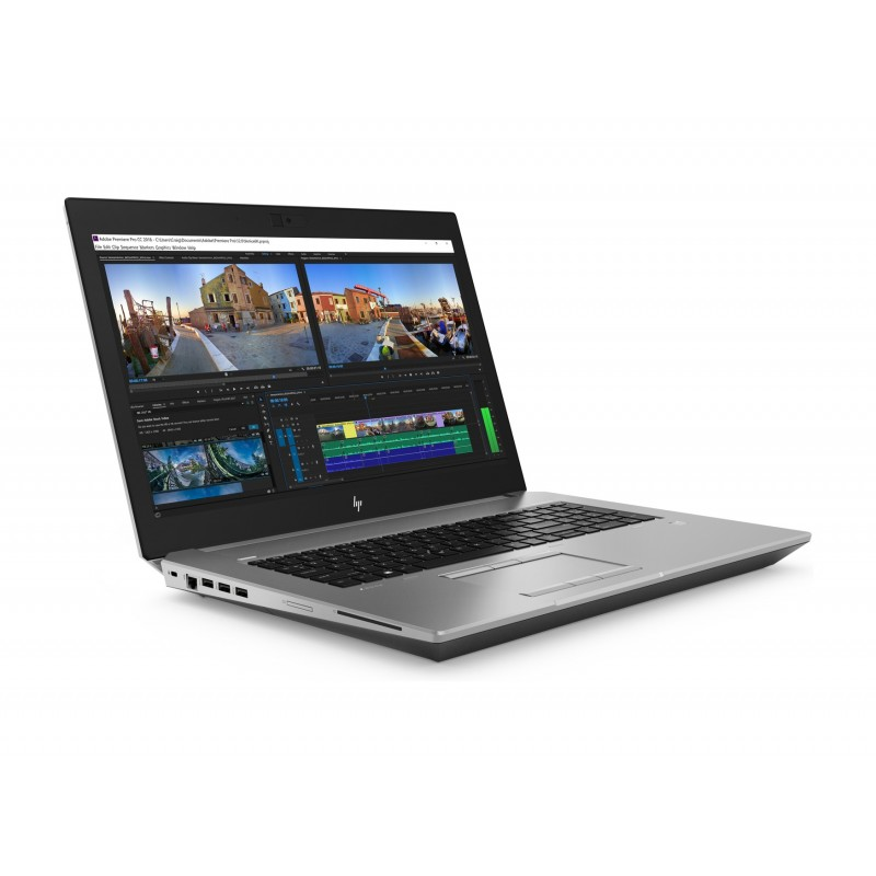 Ordinateur portable reconditionné HP ZBook 17 - ordinateur occasion
