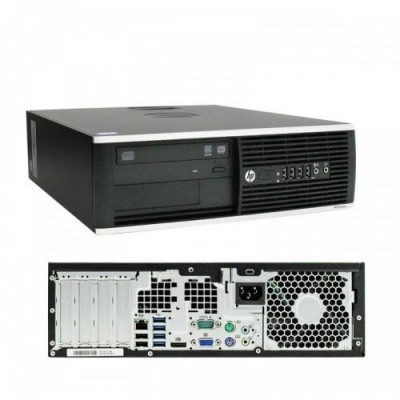 PC de bureau HP Compaq 6300 Pro - ordinateur reconditionné