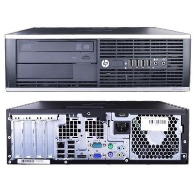 PC de bureau HP Compaq 6200 Pro - ordinateur occasion