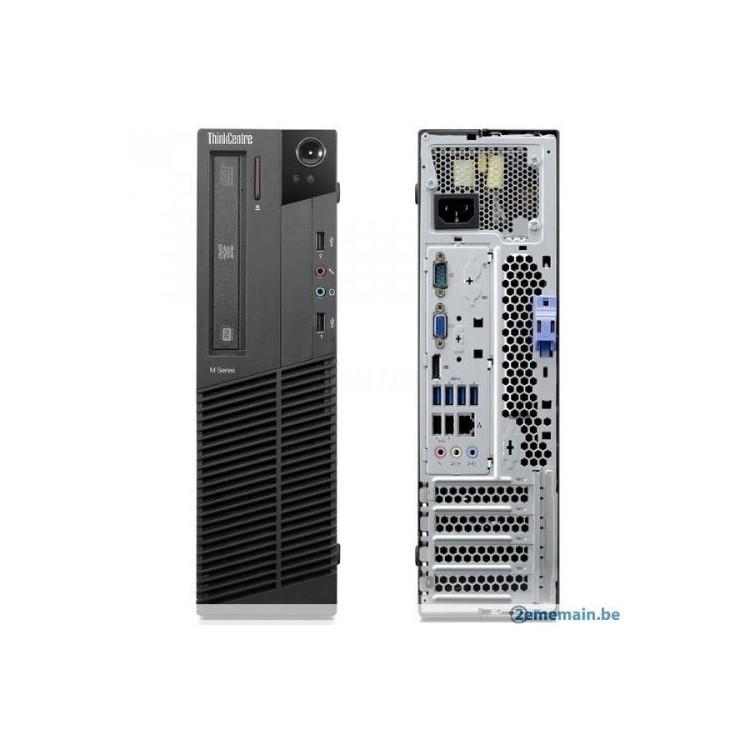 PC de bureau Lenovo ThinkCentre M93p 10A8-S0DJ09 - ordinateur occasion