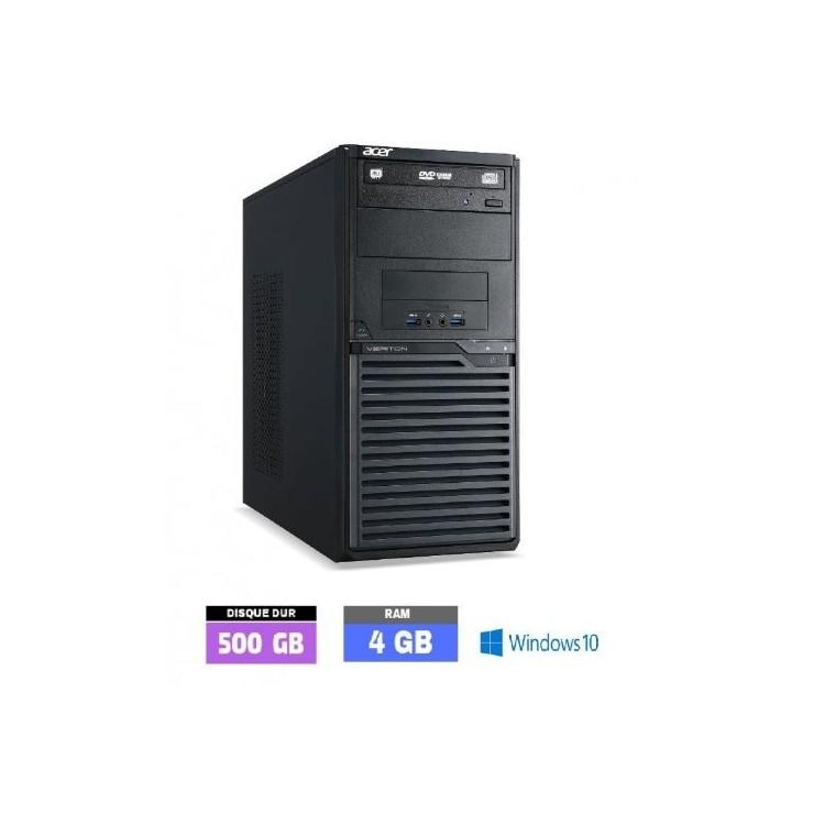 PC de bureau Acer Veriton M2631 - ordinateur occasion