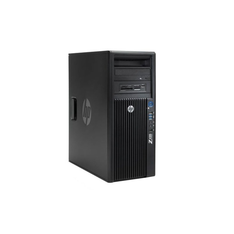 Stations de travail HP Workstation Z420 - ordinateur occasion