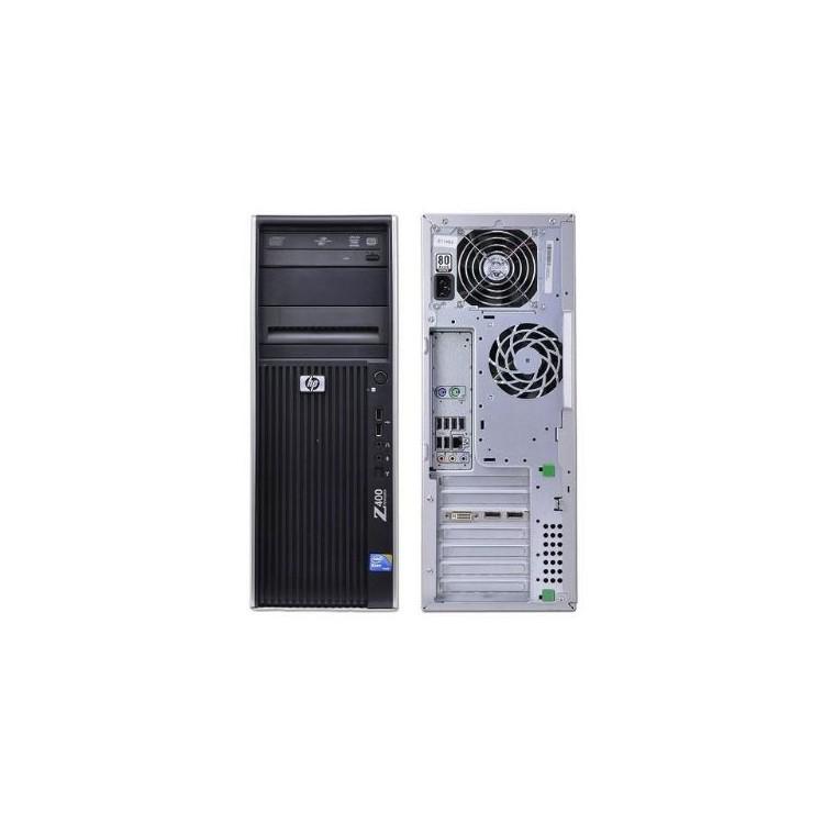 Stations de travail HP Z400 Workstation - ordinateur occasion