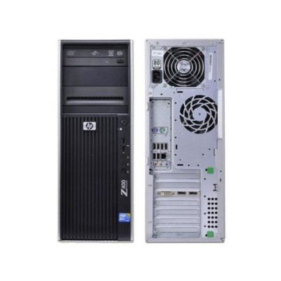 Stations de travail HP Z400 Workstation Grade B - ordinateur occasion