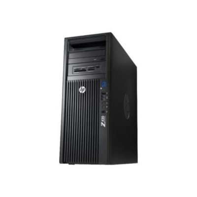 Stations de travail HP Z420 Workstation Grade B - ordinateur occasion