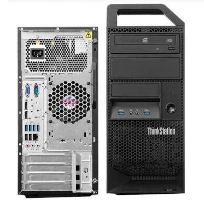 Stations de travail Lenovo ThinkStation E32 Grade B - ordinateur occasion