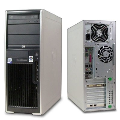 Stations de travail HP xw4600 Workstation Grade B - ordinateur occasion