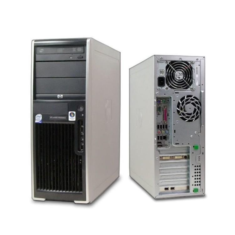 Stations de travail HP xw4600 Workstation Grade B - ordinateur occasion