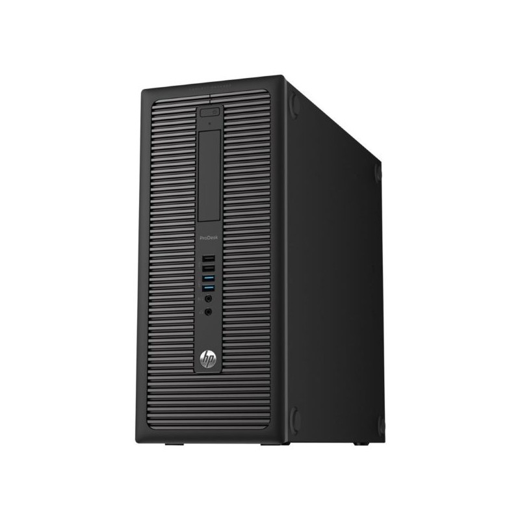 PC de bureau HP ProDesk 600 G1 Grade A - ordinateur occasion