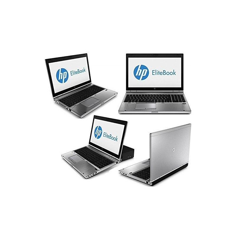 Ordinateur portable occasion HP EliteBook 8570p - pc reconditionné