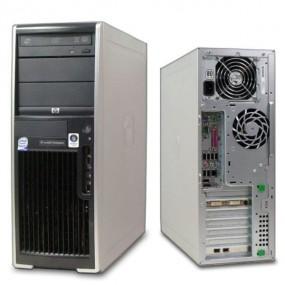 Stations de travail HP xw4600 Workstation - ordinateur occasion