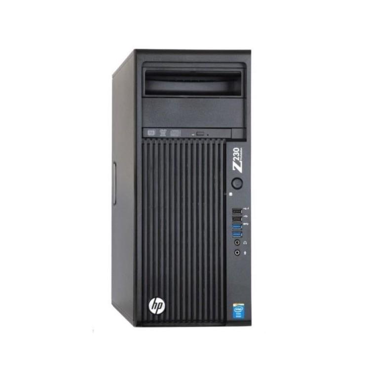 Stations de travail HP Z230 Workstation - ordinateur occasion