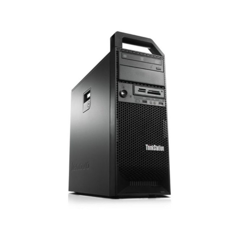 Stations de travail Lenovo ThinkStation S30 0606-AA1 - ordinateur occasion