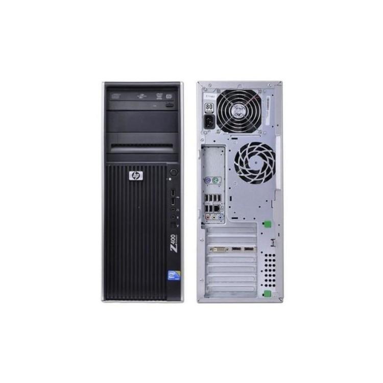Stations de travail HP Workstation Z400 - ordinateur occasion