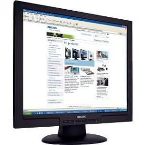 Ecran d'occasion Philips 19S1 4:3 – VGA, DVI - pc portable reconditionné