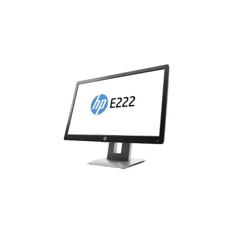 Ecran pour ordinateur de bureau type HP E222 - informatique occasion