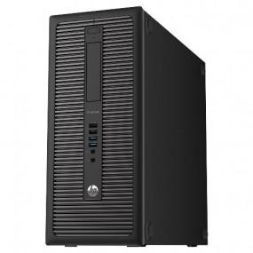 Ordinateur de bureau occasion HP ProDesk 600 G1 - pc portable pas cher