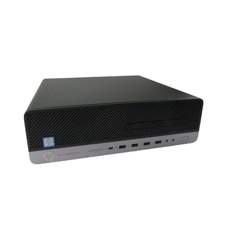 PC de bureau HP EliteDesk 800 G3 Grade A - ordinateur occasion
