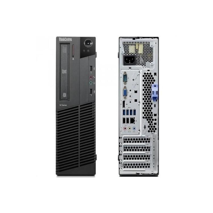 Ordinateur de bureau occasion Lenovo ThinkCentre M81 5049-P14 - pc portable occasion