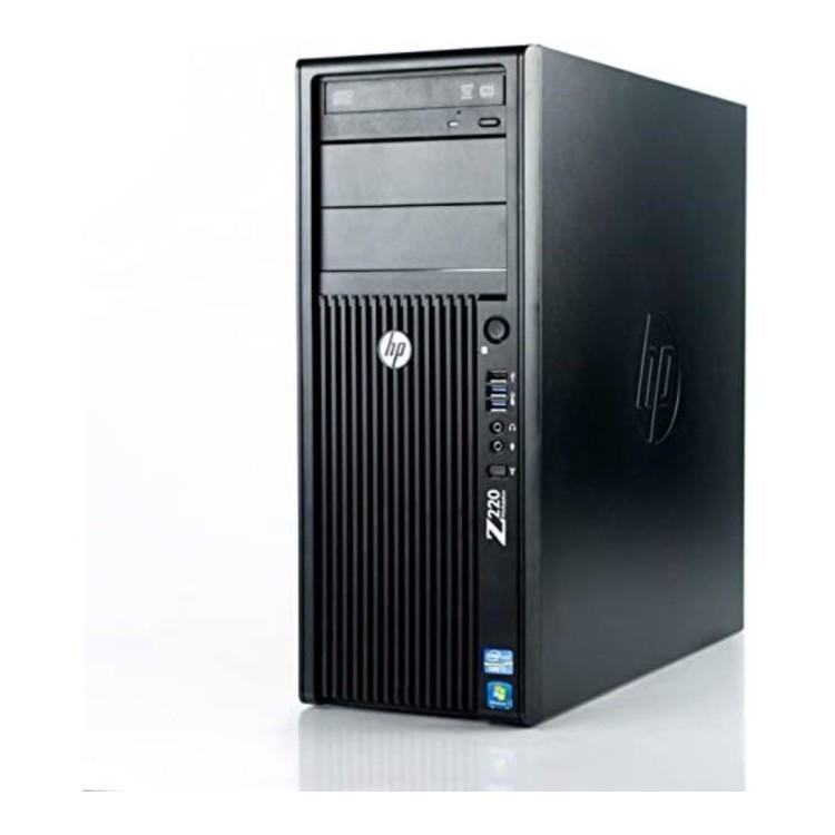 Stations de travail HP Z220 Workstation Grade B - ordinateur occasion