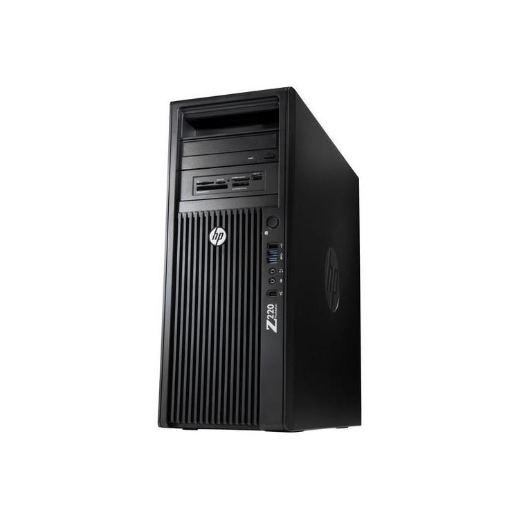 Ordinateur occasion HP Workstation Z220 - pc reconditionné