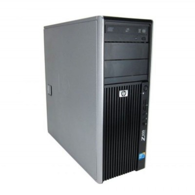 Stations de travail HP Workstation Z400 Grade B - ordinateur occasion