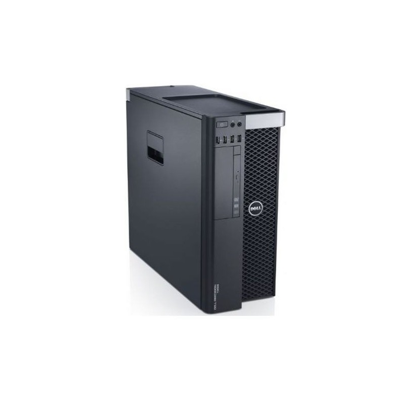 Ordinateur - Station de travail Dell Precision T3600 - ordinateur occasion