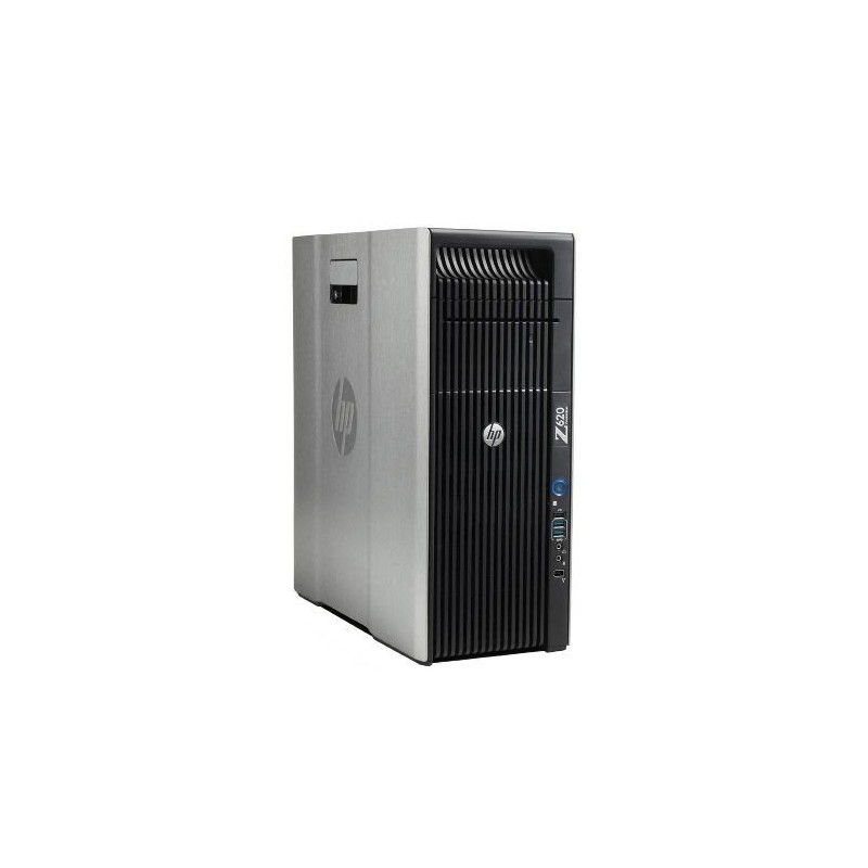 Ordinateur occasion HP Z620 Workstation - ordinateur reconditionné