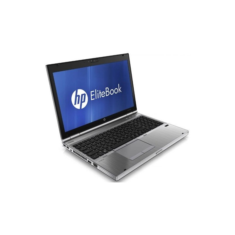 Ordinateur portable reconditionné HP EliteBook 8570p Grade A - pc occasion