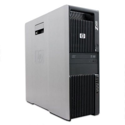 Ordinateur occasion HP Z600 Workstation Grade A - pc reconditionné