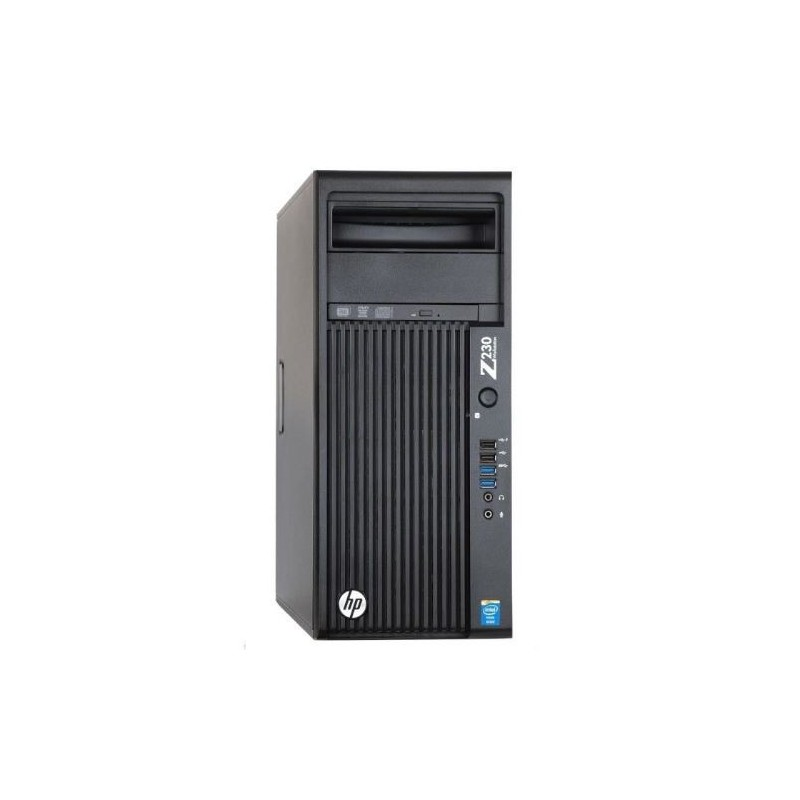 Ordinateur de travail d'occasionHP Z230 Workstation Grade A - ordinateur occasion