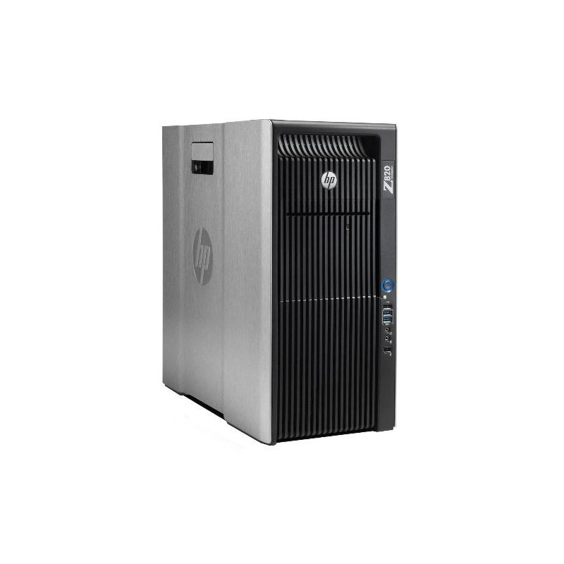 Ordinateur de travail d'occasionHP Z820 Workstation Grade B - ordinateur occasion
