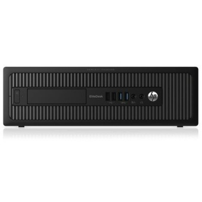 Ordinateur de bureau occasion HP EliteDesk 800 G1 - ordinateur pas cher