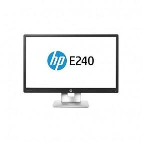 Ecran d'occasion pour ordinateur fixe HP EliteDisplay E240 NEUF DEBALLE Grade A+ - ordinateur reconditionné