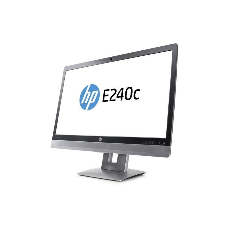 Ecran d'occasion pour ordinateur fixe HP EliteDisplay E240C NEUF DEBALLE Grade A+ - ordinateur occasion