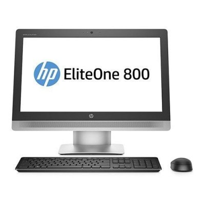 Ordinateur de bureau reconditionné NEUF ? HP EliteOne 800 G2 AIO NON TACTILE Grade A+ - ordinateur occasion