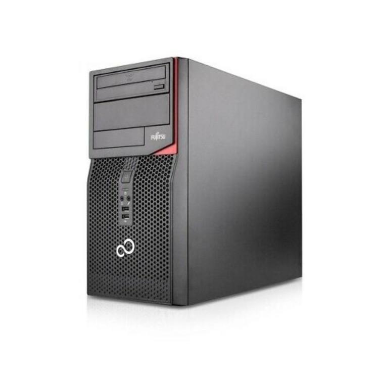 PC de bureau Occasion reconditionné Fujitsu Siemens ESPRIMO P520 E85+ Grade B - pc portable occasion