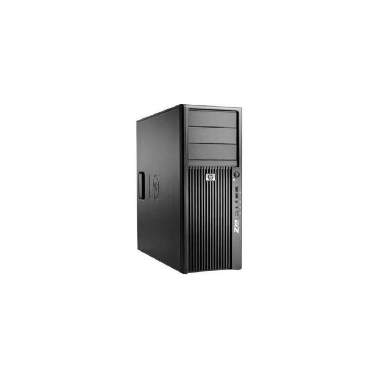 Ordinateur de bureau reconditionné HP Workstation Z200 - ordinateur reconditionné