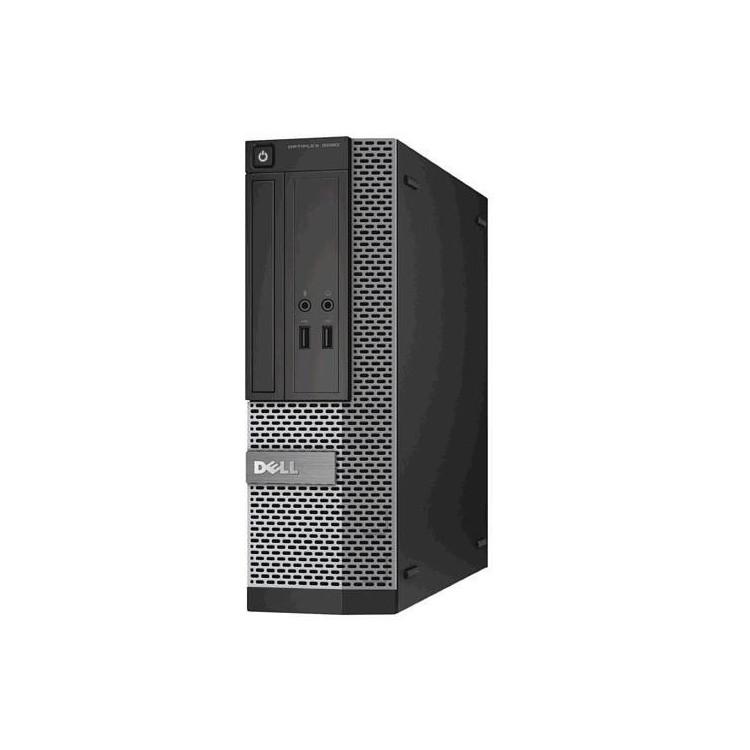 PC de bureau Occasion reconditionné Dell Optiplex 3020 Grade B - ordinateur pas cher