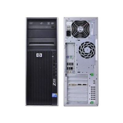 Ordinateur de bureau Occasion HP Workstation Z400 - ordinateur occasion