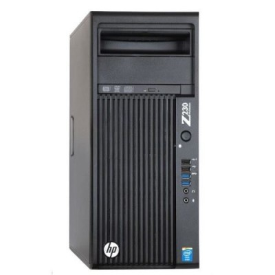 Ordinateur de bureau HP Z230 Workstation - pc portable reconditionné